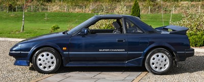 Lot 265 - 1997 Toyota MR2 MK 1 Supercharger (Automatic)...