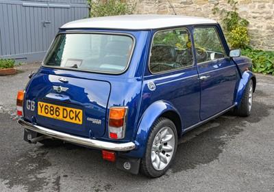 Lot 273 - 2001 Mini Cooper Sport 500 Registration number:...