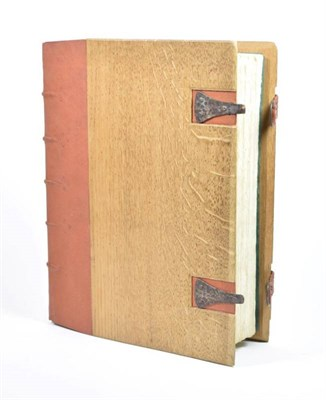 Lot 246 - Ashbee, C. R., Essex House Press, Guild of Handicraft, 1903, The Prayer Book of King Edward...