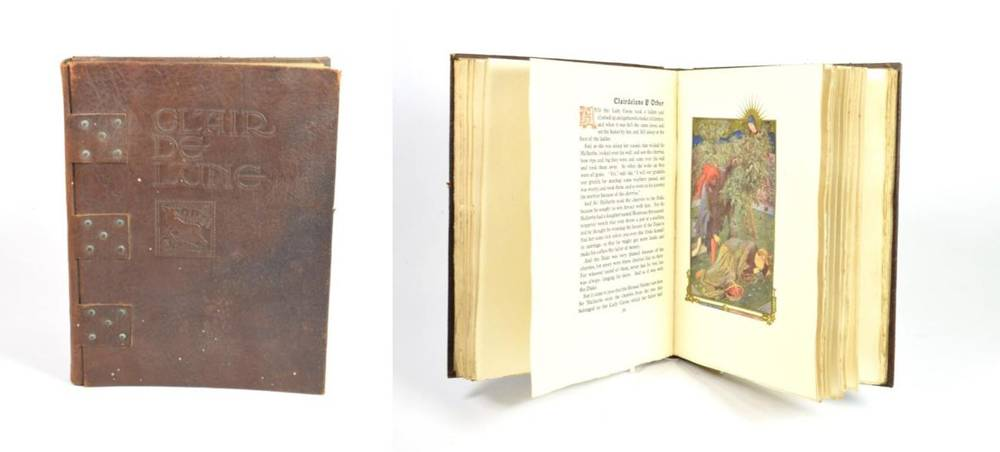 Lot 247 - West (Michael) Clair De Lune And Other Troubadour Romances, pictured by Evelyn Paul, music by...