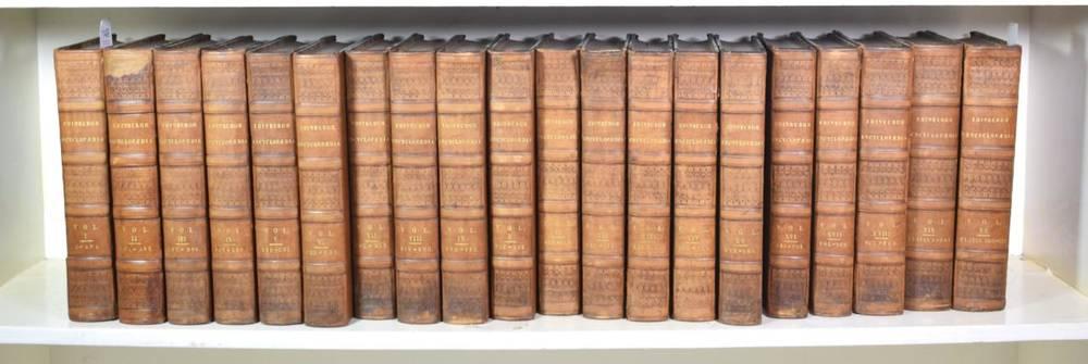 Lot 149 - Brewster, David Edinburgh Encyclopedia. Edinburgh: William Blackwood, 1830. 4to (20 vols). Half...