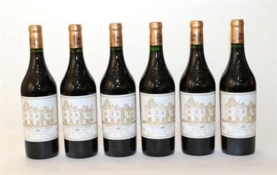 Lot 2000 - Chateau Haut Brion 1989 Pessac-Leognan 12 bottles owc 100/100 Robert Parker