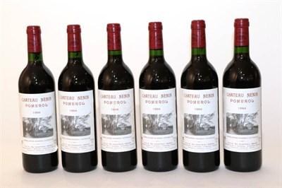 Lot 2038 - Chateau Nenin 1994 Pomerol 12 bottles owc