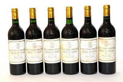 Lot 2042 - Chateau Pichon Longueville Comtesse de Lalande 1986 Pauillac 12 bottles owc 95/100 Robert Parker
