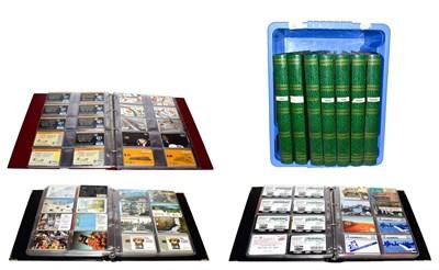 Lot 88 - ~ Ten albums of Spanish phone cards depicting various scenes