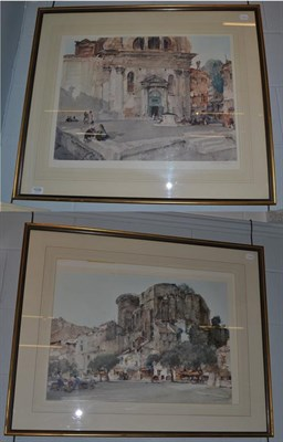 Lot 1030 - After Sir William Russell Flint (British, 1880-1969), two pencil signed prints, gallery stamped (2)