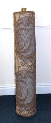 Lot 2010 - Carona Danorfar for Edinburgh Weavers 'Orongo' Designed in 1968, woven in brown and cream,...