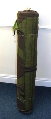 Lot 2012 - Circa 1960s 'Karima Green' Made for Morton Sundour Fabrics, designer unknown, woven in greens,...