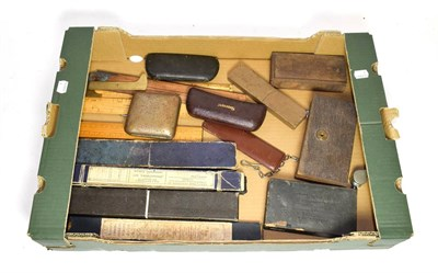 Lot 3069 - Micrometers Sharlow IV, LS Starrett No.436 1in and Moore & Wright no.665 (all cased); together with