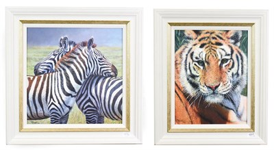 Lot 1017 - Tony Forrest (b.1961) ''Wild Thing'' ''Nearest and Dearest'' Signed and numbered 36/195 and 42/195