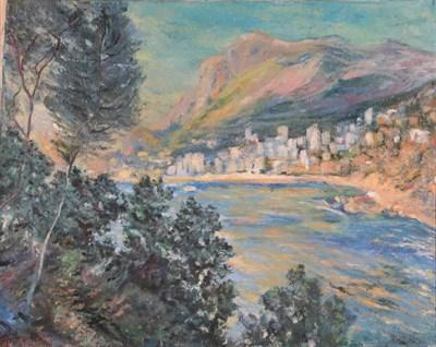 Lot 1078 - Tom Keating (1917-1984) Tenerife  Signed, oil on canvas, 60cm by 75.5cm   Artist's Resale...