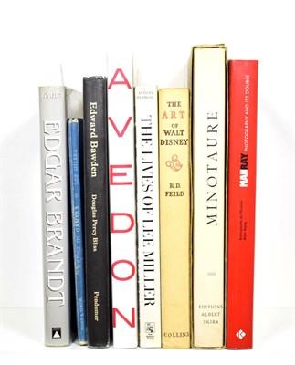 Lot 9 - Kahr (Joan) Edgar Brandt, Master of Art Deco Ironwork, N.Y., Abrams, 1999, quarto, dust...