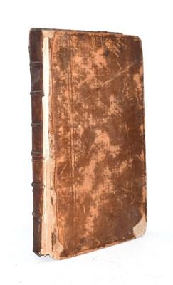 Lot 14 - Marolles (Michel de) Tableaux du Temple des Muses ..., Paris: de Sommaville, 1655, folio,...
