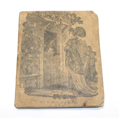 Lot 20 - 'A Looking Glass Maker' [Mary Belson (Elliott)]  The Mice and their Pic Nic. A Good Moral Tale &c.