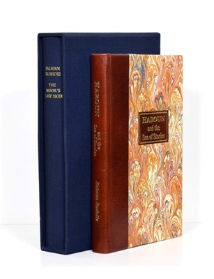 Lot 31 - Rushdie (Salman) Haroun and the Sea of Stories, Granta, 1990, special edition of 251 copies,...
