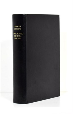 Lot 34 - Rushdie (Salman) The Ground Beneath Her Feet, Jonathan Cape, 1999, first edition, first...