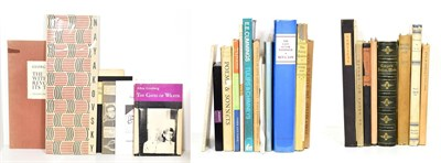 Lot 44 - Poetry Ginsberg (Allen), The Gates of Wrath, Grey Fox Press, 1972, first edition, signed by the...