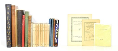 Lot 45 - Mandrake Press Stephensen (P.R.), The Legend of Aleister Crowley, Being a Study of the...