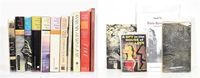 Lot 63 - Nin (Anais) Under A Glass Bell and other Stories, New York: Dutton, 1948, first edition,...