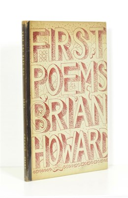 Lot 66 - Howard (Brian) God Save The King, Paris: The Hours Press, no date, unnumbered limited edition...
