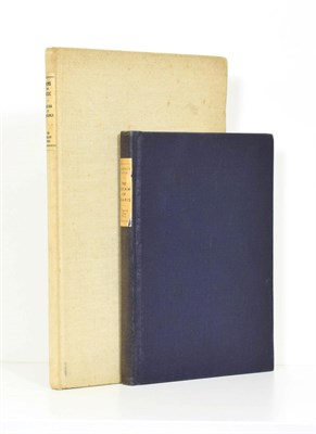 Lot 77 - Dakin (Laurence) The Dream of Abaris and other Poems, Paris: The Obelisk Press, 1933, first...