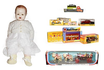 Lot 49 - Corgi, Dinky and other models including Carrosse Royal 1902 Coronation Coach together with a...