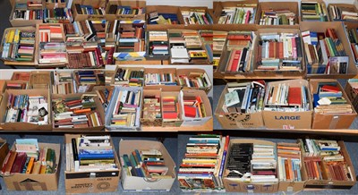 Lot 67 - Forty Four boxes of miscellaneous books and publications to include Shakespeare, Britain In...