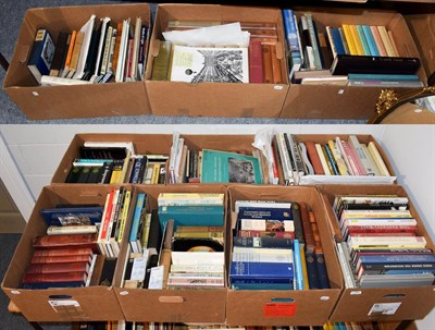 Lot 71 - A large quantity of books including history, art, local history, photography, literature etc...