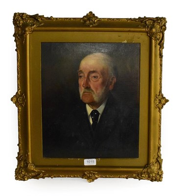 Lot 1015 - William Woodhouse, portrait of Mr John Heap, oil on canvas, 36cm by 30cm