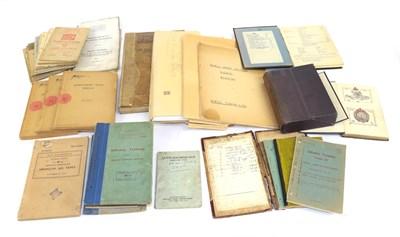 Lot 55 - A Quantity of Armourer's Handbooks, including The Armourer's Handbooks for the Rifle and Light...