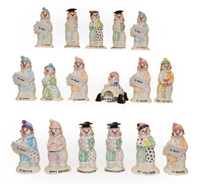 Lot 30 - A collection of Beswick Little Lovables (17)