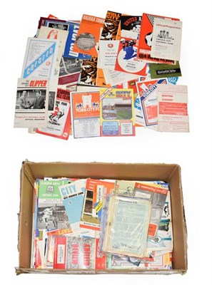 Lot 3011 - Various Football Programmes including Darlington examples mostly 1960's and numerous others