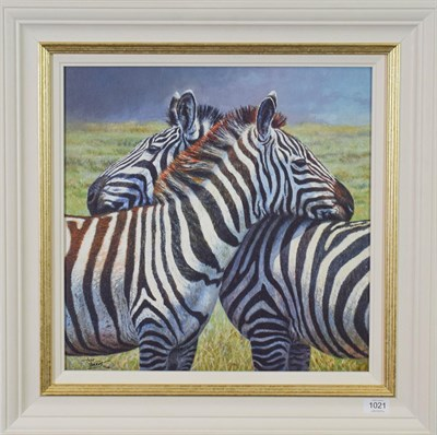 Lot 1021 - Tony Forrest (b.1961)   ''Nearest and Dearest''  Signed and numbered 45/195, giclee print on...