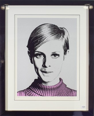 Lot 1026 - Nuala Mulligan (Contemporary) ''Cover Girl'' Signed and numbered 134/195, screenprint, 70cm by 53cm
