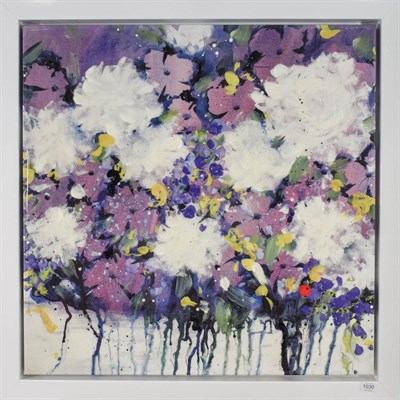 Lot 1030 - Danielle O'Connor Akiyama (Contemporary) Canadian ''Posterity III'' Signed and numbered 20/20...