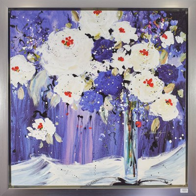 Lot 1031 - Danielle O'Connor Akiyama (Contemporary) Canadian ''Beauty'' Signed and numbered 37/195,...