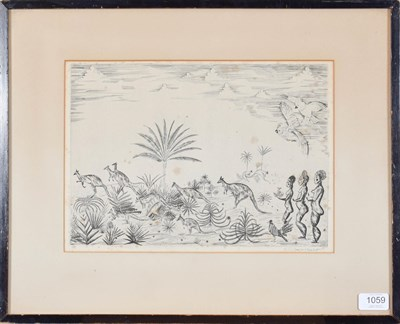 Lot 1059 - Józef Hecht (1891-1951) Polish/French Plate from ''Atlas'', (1928) Signed and numbered 75,...