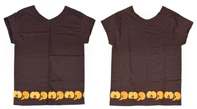 Lot 1079 - Chris Ofili (b.1968) ''Hip Heads'', 2003 T shirt designed in association with the Institute of...