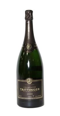 Lot 2006 - Taittinger 2008 Champagne (one magnum)