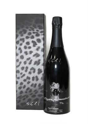 Lot 2007 - Taittinger Collection Sebastiao Salgado 2008 Champagne (one bottle)