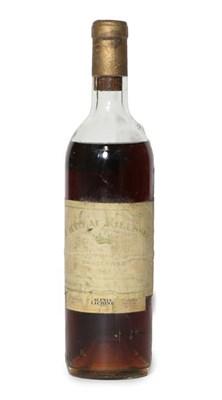 Lot 2017 - Château Rieussec 1961 Sauternes (one bottle)