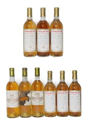 Lot 2020 - Château Filhot 1974 Lur Saluces (two bottles) Château Filhot 1976 Lur Saluces (one bottle),...