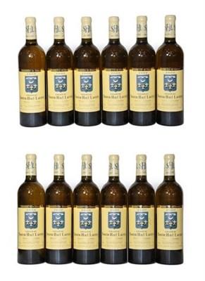 Lot 2024 - Château Smith Haut Lafitte 2000, Pessac-Léognan, Blanc (twelve bottles)