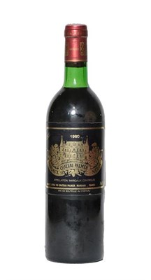 Lot 2028 - Château Palmer 1980, Margaux (one bottle)