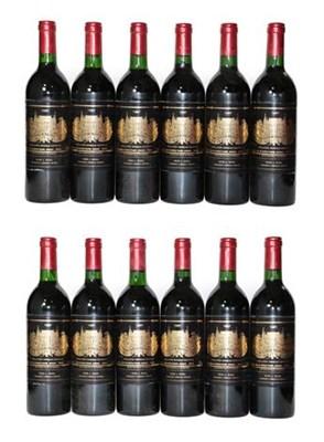 Lot 2029 - Château Palmer 1987 Margaux (twelve bottles)