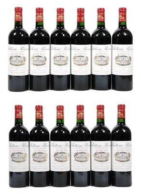 Lot 2032 - Château Kirwan Grand Cru Classé, 2003, Margaux (twelve bottles)