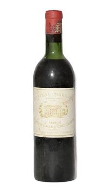 Lot 2033 - Château Margaux 1954, Margaux (one bottle)