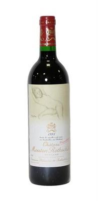 Lot 2037 - Château Mouton Rothschild 1993 Pauillac (one bottle)