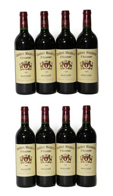 Lot 2043 - Château Malescot 1999, St. Exupery, Margaux (eight bottles)