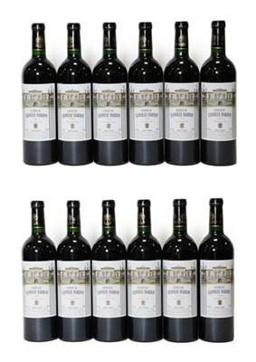 Lot 2047 - Château Léoville Barton 2001, Saint-Julien (twelve bottles)